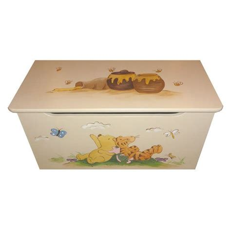 winnie the pooh toy box bench 1000 ideas about wooden toy boxes on pinterest toy