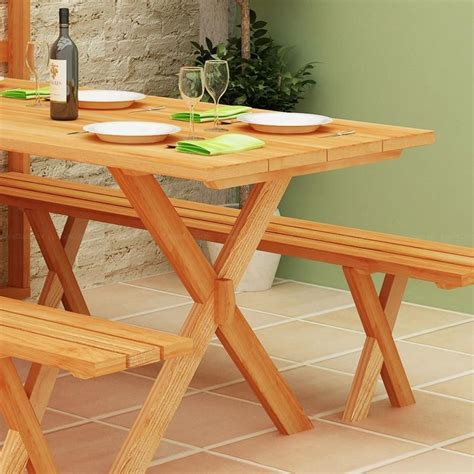 fold up picnic bench fold up picnic table the owner builder network