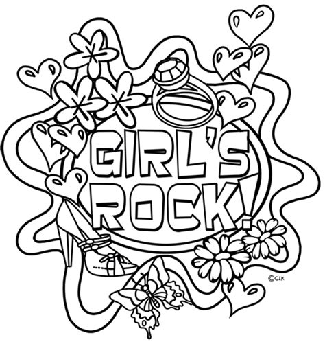 coloring page rock star free coloring pages of kiss the band