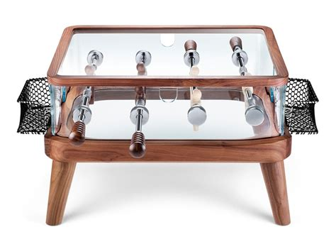 Foosball Coffee Tables Intervallo Foosball Coffee Table