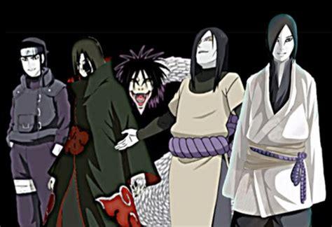 film naruto vs orochimaru the evolution of naruto shippuden characters how are
