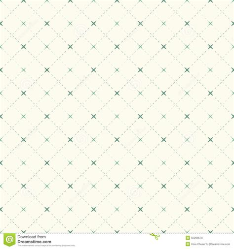 line pattern vector background seamless vintage check dotted line and cross pattern