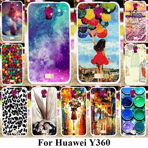 Soft Huawei Y3 Y360 taoyunxi soft plastic phone cases for huawei ascend y360