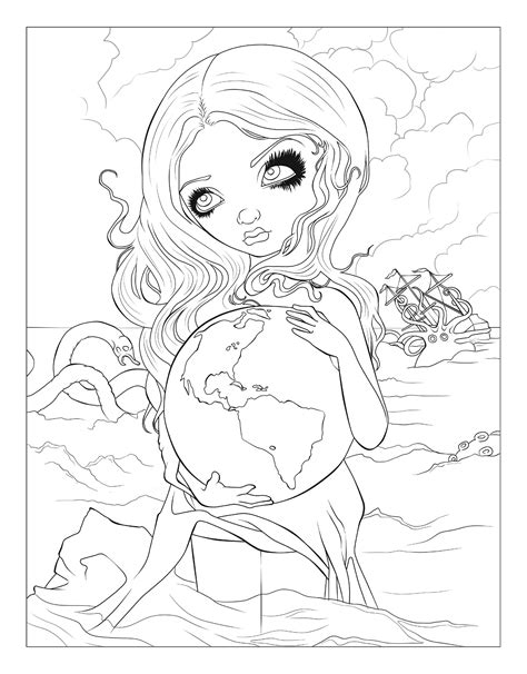 coloring book pages becket griffith coloring book a