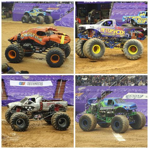 monster truck show philadelphia monster jam the roarbotsthe roarbots