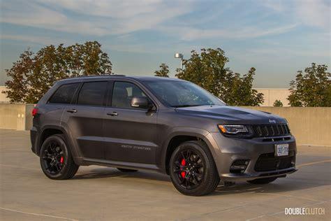 jeep grand srt 2018 jeep grand srt doubleclutch ca