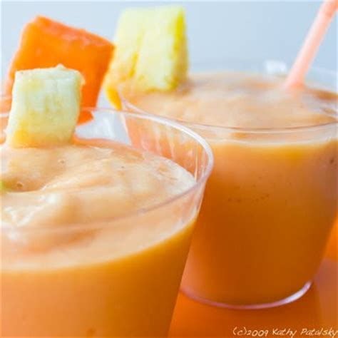 fruit enzyme fruit enzyme smoothie papain bromelain