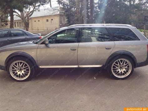 Audi A6 Allroad 2002 by Audi A6 Allroad Rs Sport Urgent Sale Second 2002
