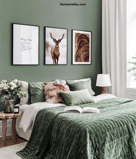pilihan warna cat tembok  kamar tidur
