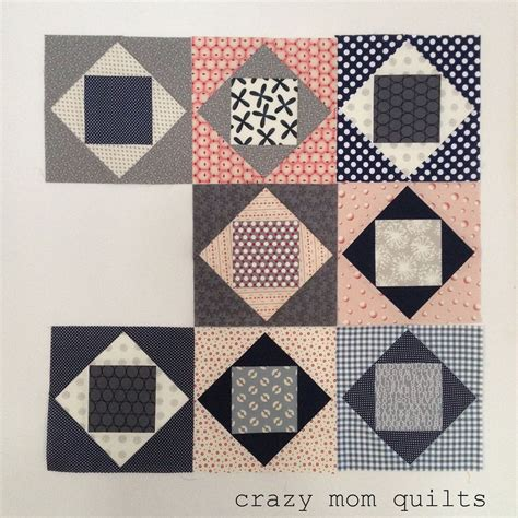 Economy Block Quilt by Quilts Economy Blocks