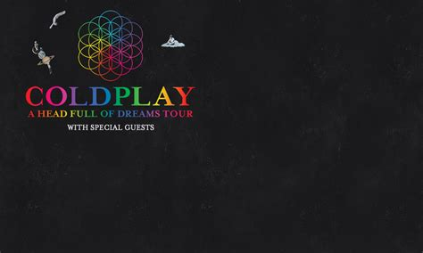 Coldplay A Of by Coldplay A Of Dreams Tour At Qualcomm Stadium