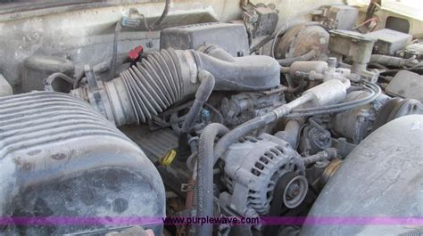 motor repair manual 1996 chevrolet 2500 on board diagnostic system 1996 chevrolet cheyenne 2500 service truck no reserve auction on wednesday april 03 2013
