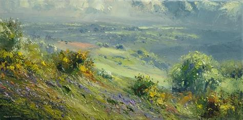 Landscape Artists Uk Landscape By Contemporary Artist Rex