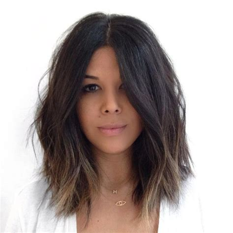 pictures of lob haircut haircuts models ideas best 25 messy lob ideas on pinterest lob haircut wavy