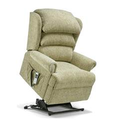 Riser Recliner Chairs Sherborne Fabric Riser Recliners