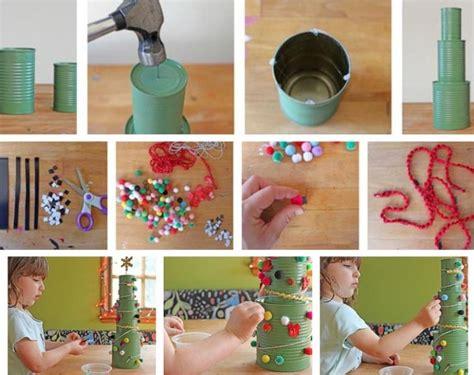 Bastelideen Mit Wenig Material by 25 Bastelideen Zu Weihnachten Aus Recycling Materialien