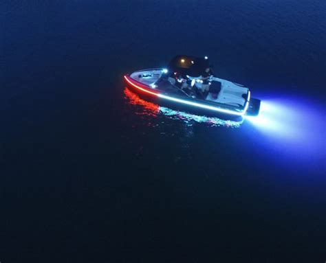 rgb led boat lights underwater rgb transom led boat light mini starfish rgb