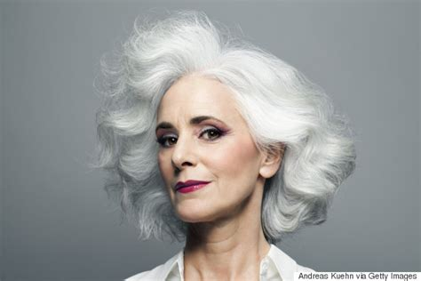 hair colors for women over 60 gray blue scientists have discovered what causes grey hair and baldness