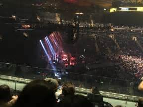 madison square garden sections madison square garden section 222 row 7 seat 11 home