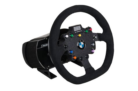 volante fanatec clubsport racing wheel bmw for pc clubsport