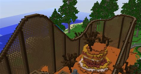 theme park names minecraft herofair amusement park