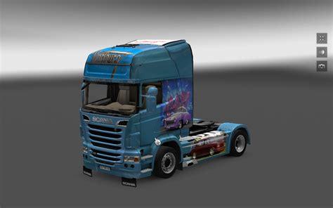 Skun 3739 Skun Motor ets 2 scania wartburg truck v 1 0 scania mod f 252 r eurotruck simulator 2