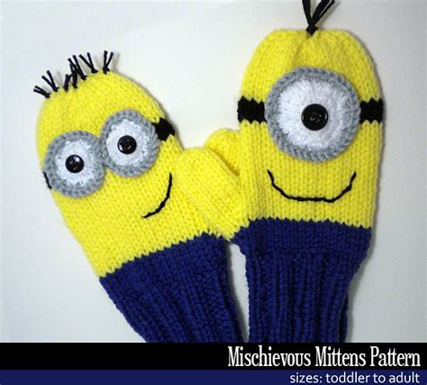 free knitting patterns minions 1000 ideas about minion pattern on