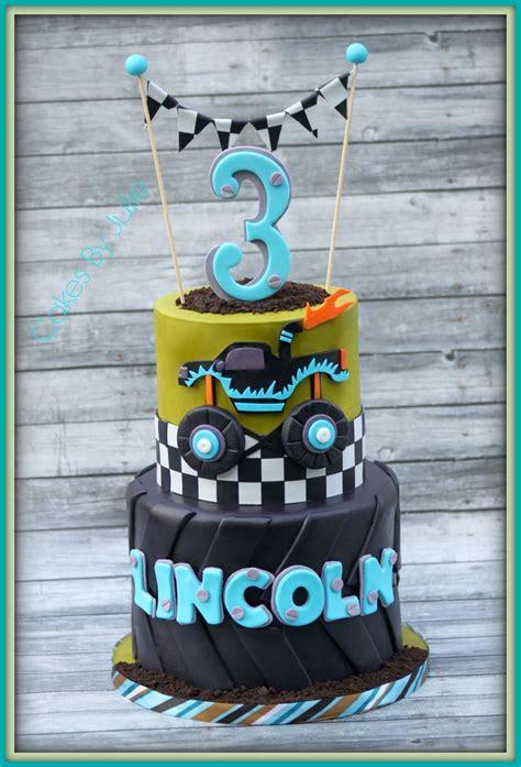 monster truck  birthday cake fancy cakes truck birthday cakes monster truck birthday