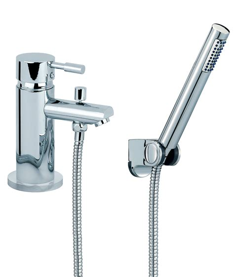 bath tap with shower mayfair f series one bath shower mixer tap sfl050