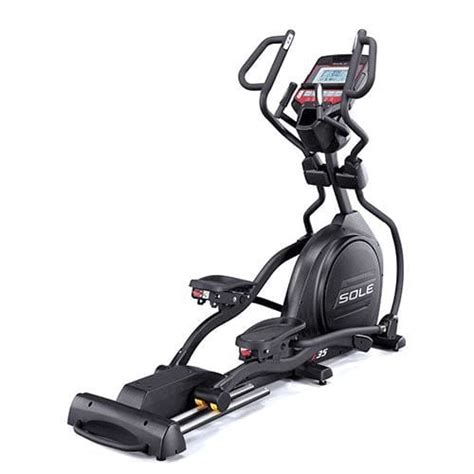 sole e35 elliptical review 2018