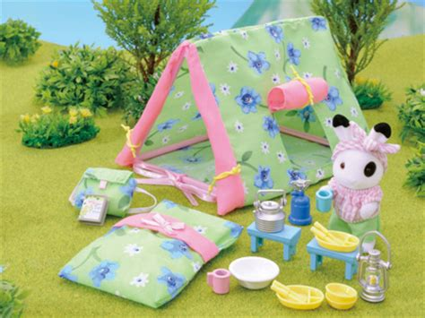 sylvanian families catalogue girls toy collection