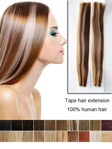 what is the best tap in hair extensions brand names tape in hair extensions best of the best 40 piece pack