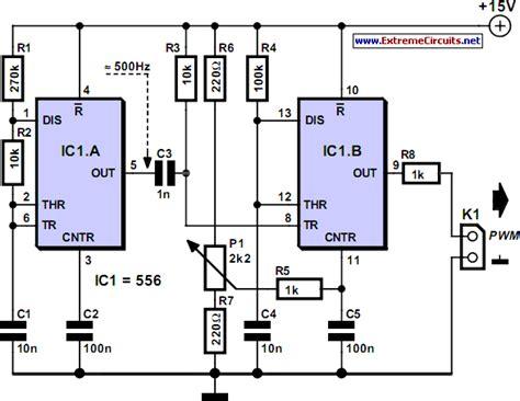 gt circuits gt pwm modulator l46950 next gr
