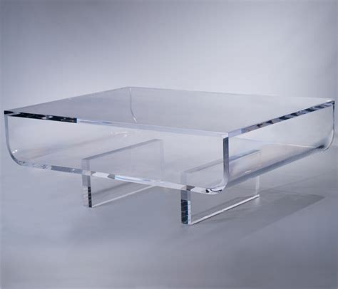 plexi craft coffee table plexi craft chairs lucite acrylic glass chairs benches by