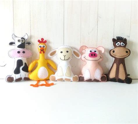 best 25 felt stuffed animals ideas on pinterest sewing