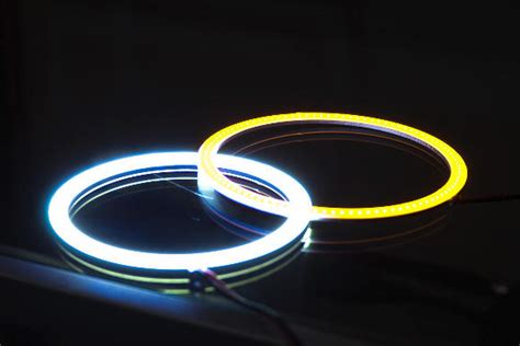 Halo Light Kits by Led Plazma Halo Lights Motorcycle Halo Light Kits