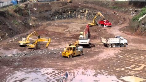imagenes retro obras obra en construcci 243 n y maquinas para excavacion youtube