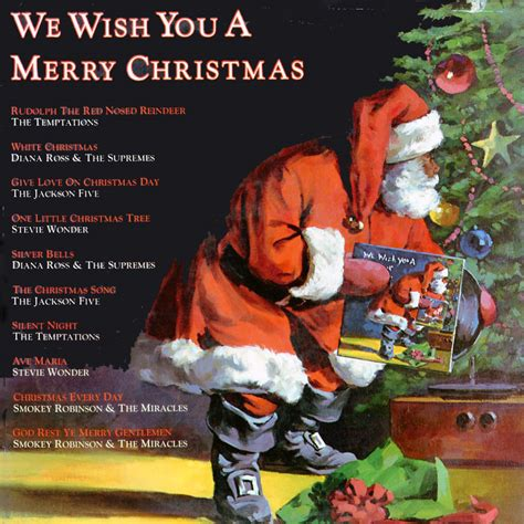 temptations christmas tree we wish you a merry nr4011t1 vinyl lp record album transferred to cd