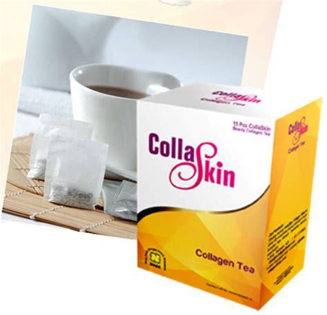 Collaskin Collagen kulit cerah cantik dan muda kembali dengan collaskin