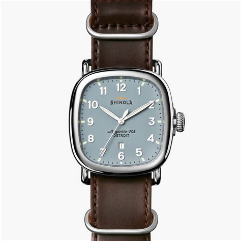 Watches Exclusively At shinola names lyle husar designs as exclusive southeastern