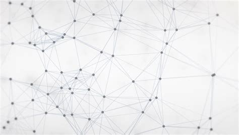 grid network pattern technology network loop background stock footage video