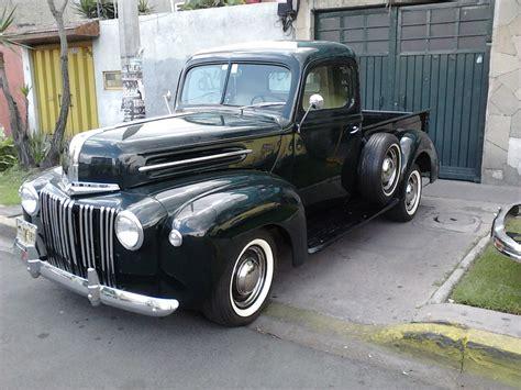 Mercado Libre Mexico Camionetas Ford Antiguas De Venta