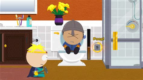 south park mom bathroom ccc southpark the stick of truth guide walkthrough