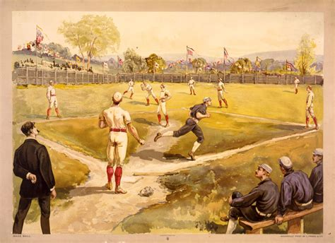 History Of The L by International Baseball History Of Baseball