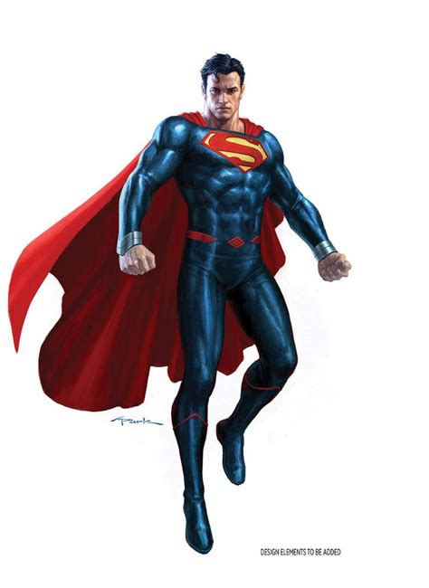 Superman Rebirth Dc Comic hoechlin s superman tv costume compared with dc comics
