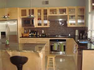 wall hung kitchen cabinets resplendent oak kitchen island with marble top and