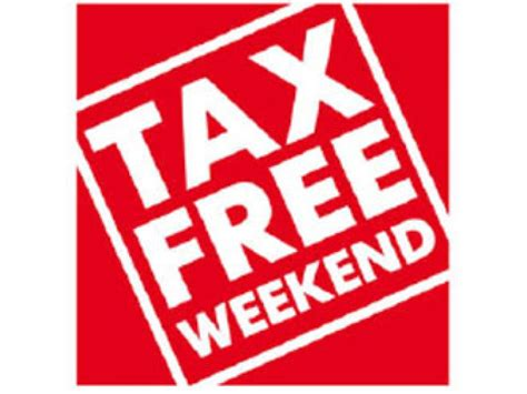 massachusetts lawmakers ok tax free holiday weekend
