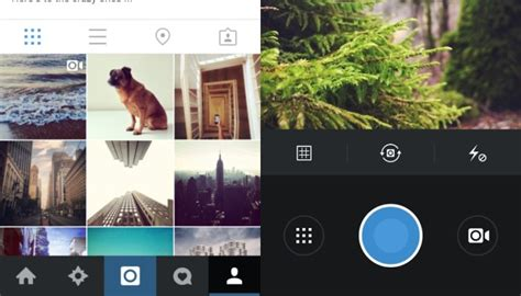 Instagram Design For Today | instagram for android gets a new flat design