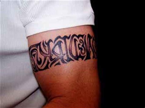 tatouage bracelet tribal homme 1001 tatouage homme