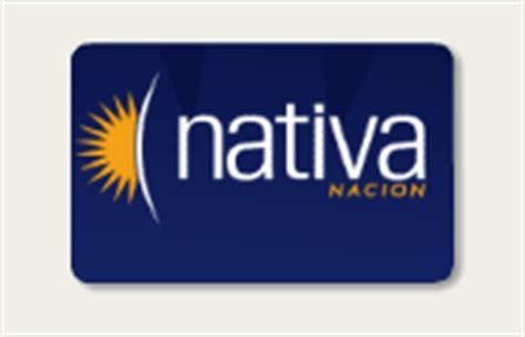 tarjeta nativa banco nacion lom s digit l se podran pagas tasas con tarjeta nativa